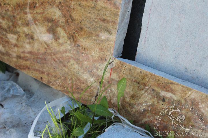 реставрация гранитных столешниц