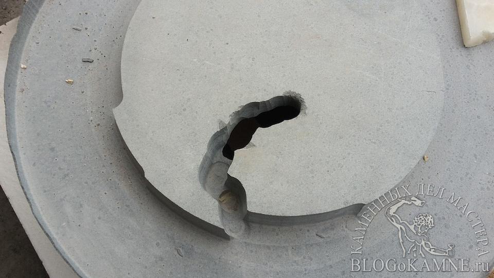 """""""камин из мыльного камня"""""""