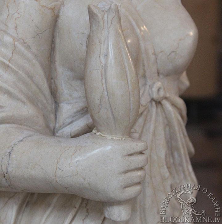 реставрация скульптуры и камина