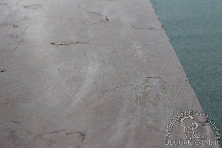 реставрация мраморного камина