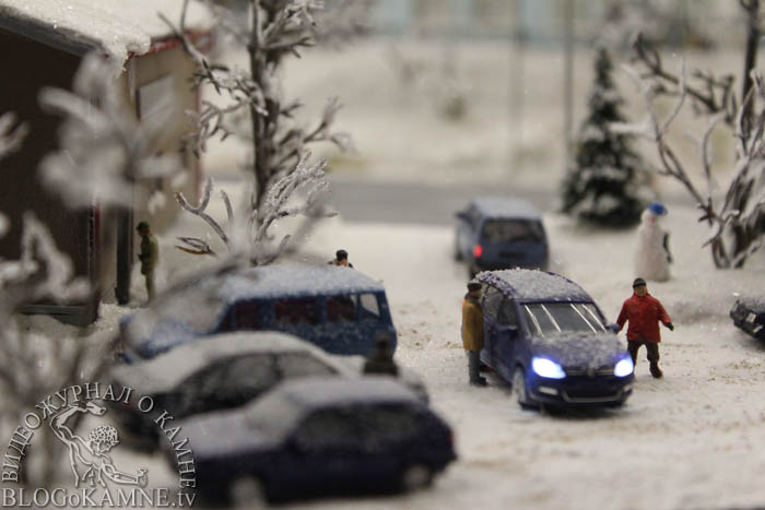 зима на гранд макете россии