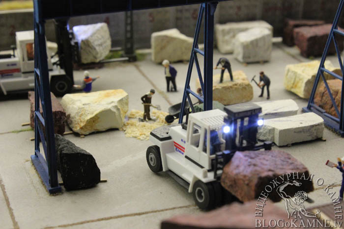 камнеобрабатывающее производство