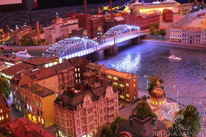 экскурсия мосты санкт-петербурга