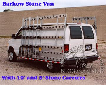 как перевозить каменные изделия